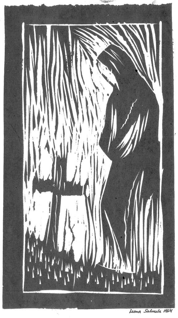 0523W Kummitus hautuumaalla