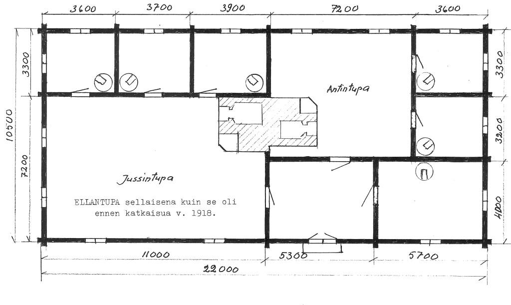 S-P-0041 - Sulo Salmela - Elämäni tilkkutäkki - Ellantupa 1821 edit