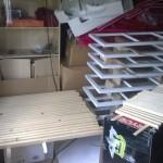 Kotiläksyjä: Ikkunanpokien tuotantolinja kärsii kapasiteettiongelmista
