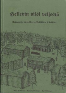 Hellevin Viisi Veljestä -kirjankansi