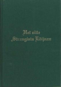 Het sitte Strangista Löijaan -kirjankansi