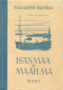 Isänmaa ja maailma 1948 -kirjankansi