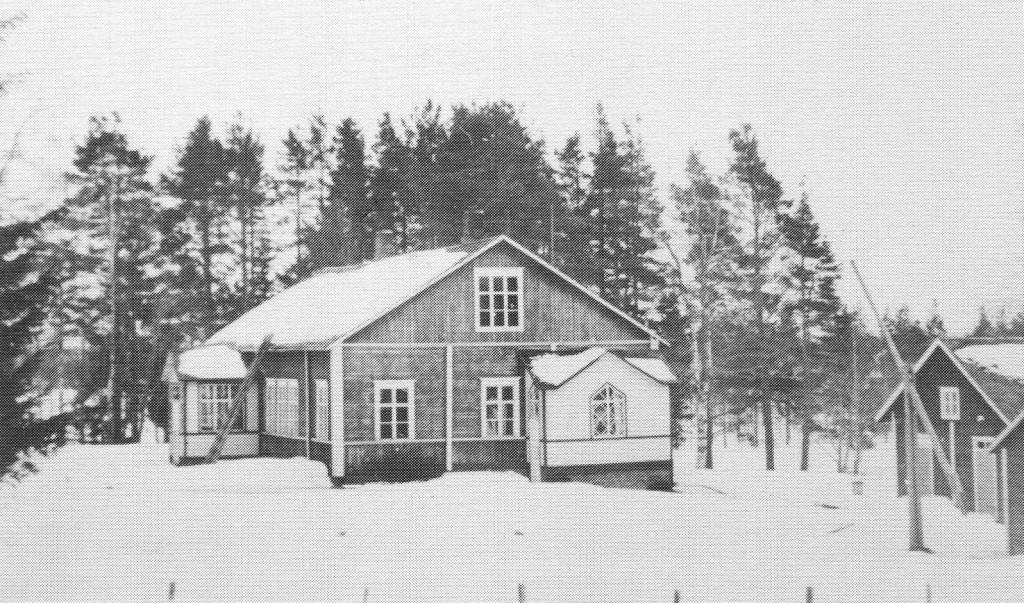 Räyringin ensimmäinen koulu