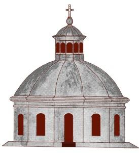 S-P-1020 - Salmelan kirkko