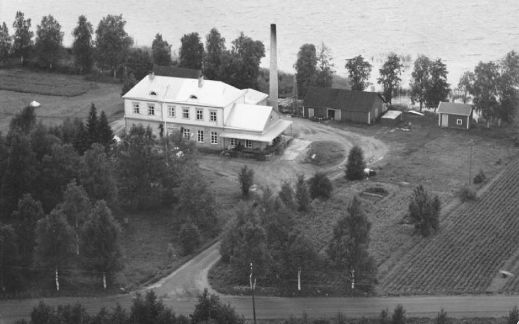 S-VK-0302W Räyringin Osuusmeijeri vuonna 1950