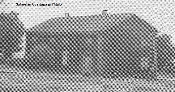S-VK-0307W - Salmelan Uusitupa ja Ylitalo