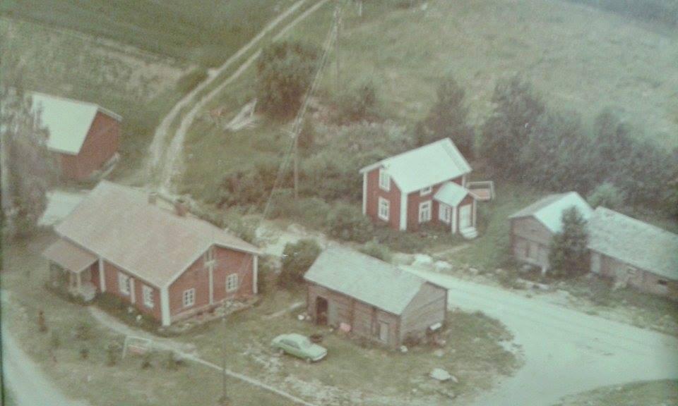 S-VK-0309W - Salmelan kylämaisemaa