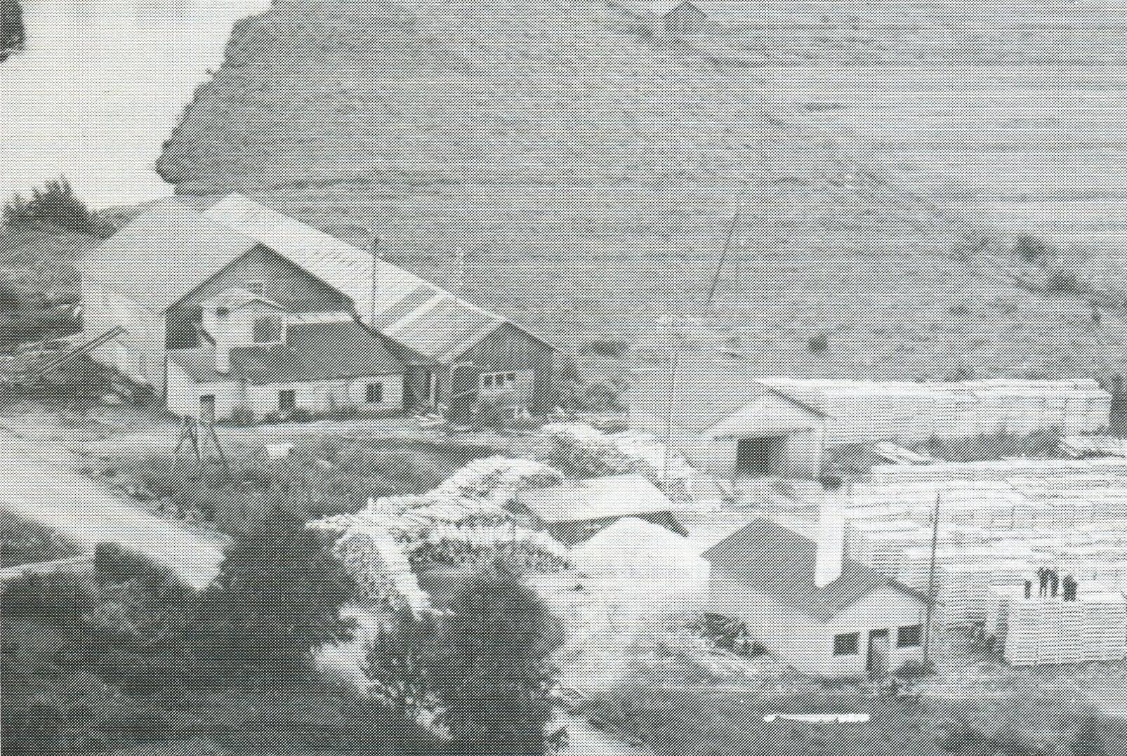 S-VK-0311W Katajan mylly ja saha Salmelassa