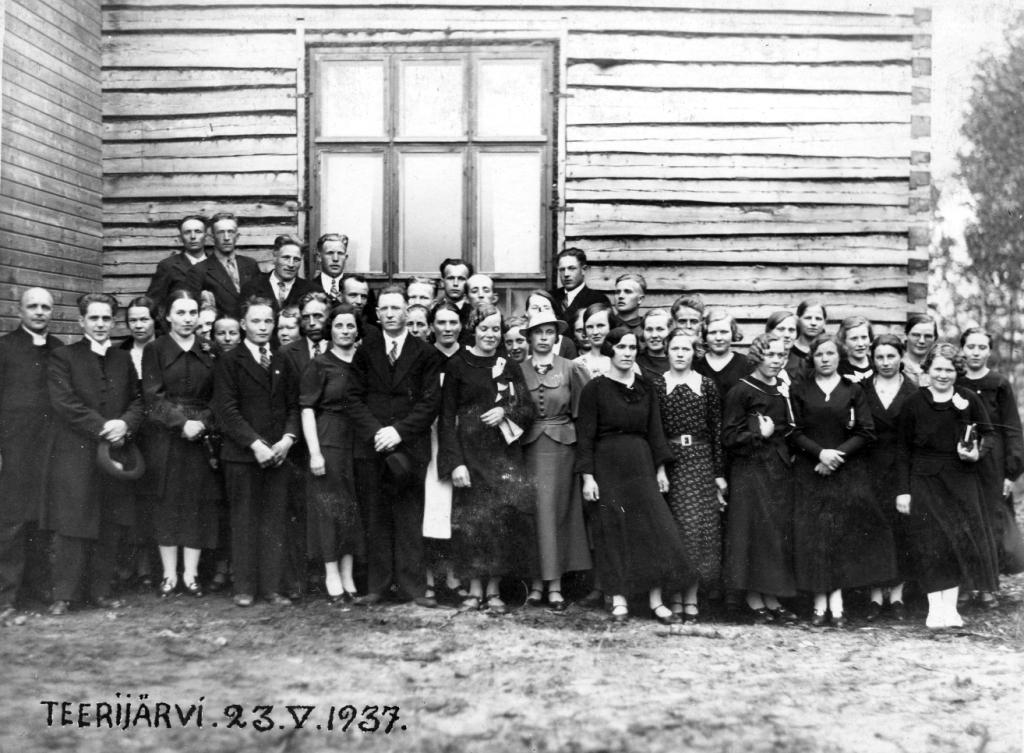S-VK-0960 Kuoro Teerijärvellä 1937