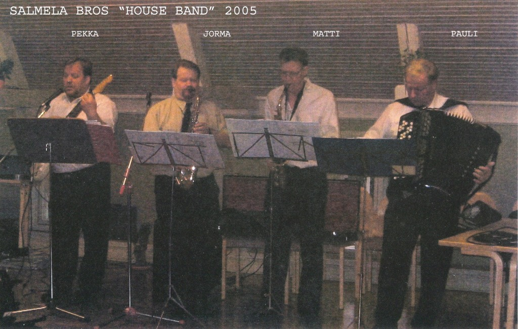 S-VK-1715W - Salmela Bros house band