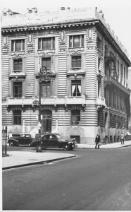 S-VK-3004W - Adolph Salmen koti Fifth Avenue 2056 New Yorkissa