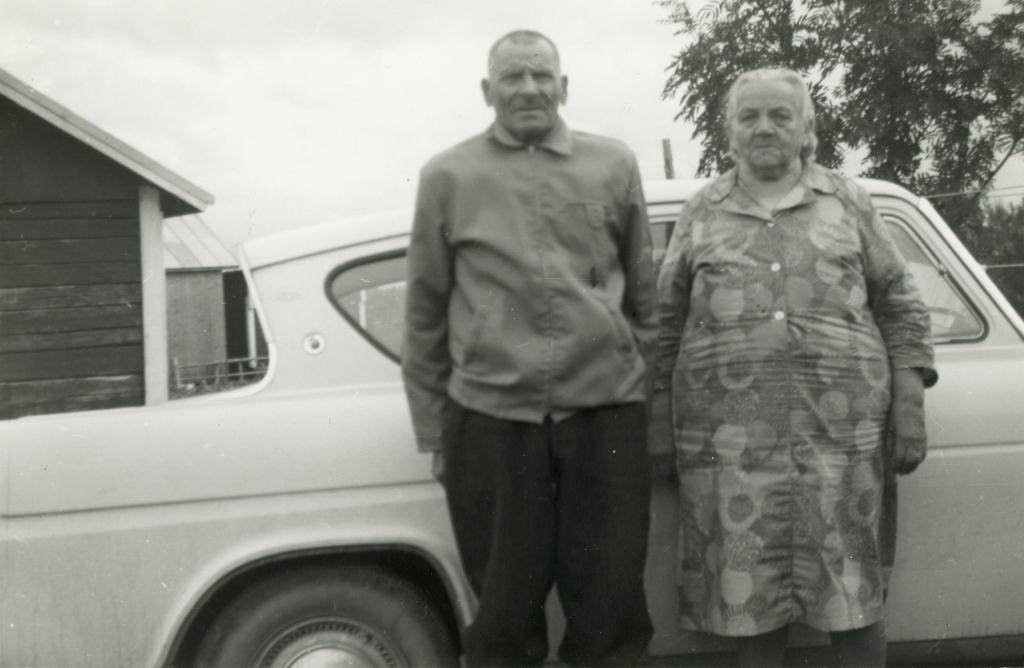 S-VK-3300W - Sandra ja Julius Pulkkinen