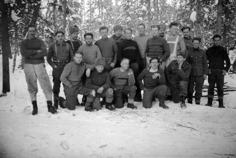 S-VK-4171W - Paavo Salmelan joukkue