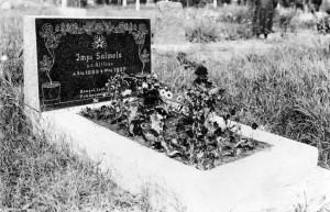S-VK-4403W Impi Salmelan os Altiuas hautajaiset