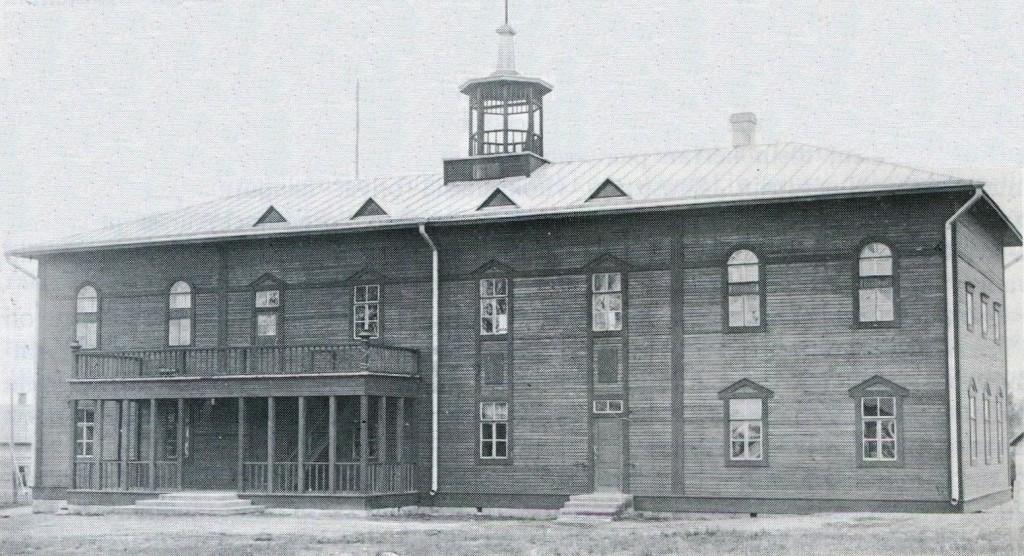Suojala, Vetelin Suojeluskunnan talo