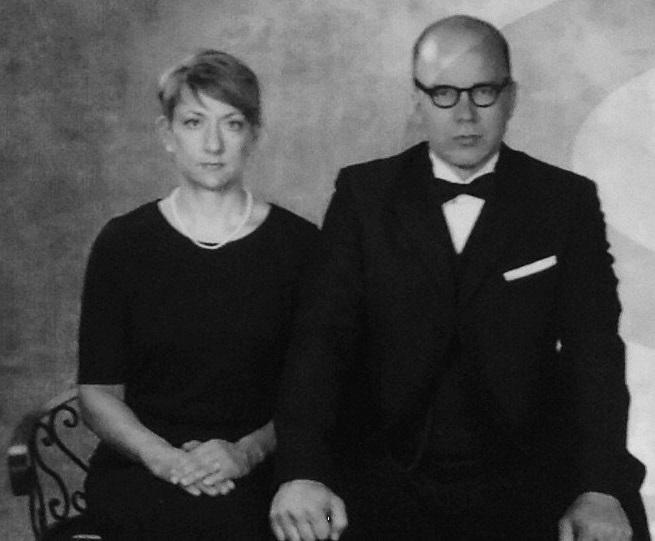 Tero Paavonpoika ja Hanna Sepäntytär os Rossi
