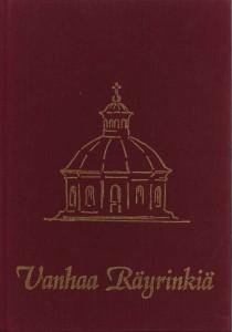 Vanhaa Räyrinkiä -kirjankansi