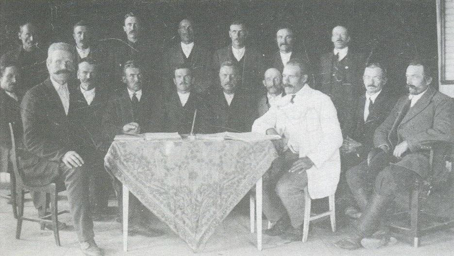 Vetelin ensimmäinen kunnanvaltuusto